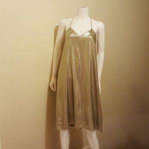 Club Monaco Dresses - Club Monaco Metallic Shona Dress